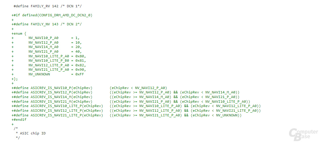 AMD is working on graphics cores Navi 12, Navi 14 and Navi
