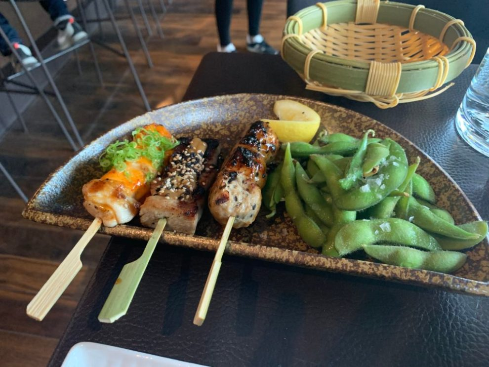 foodie's guide to Denmark: sticks 'n' sushi