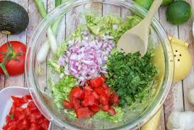 guacamole schaal