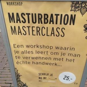 masturbatie foto