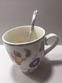 Janneke Brinkman, koffiemok van mijn moerder, Het is goed zo, overhaar blog, adventkalender, mok, herinneringen aan moeders,