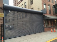 Motorized Metal Roll-Up Shutters and Rapid Overhead Roll ...