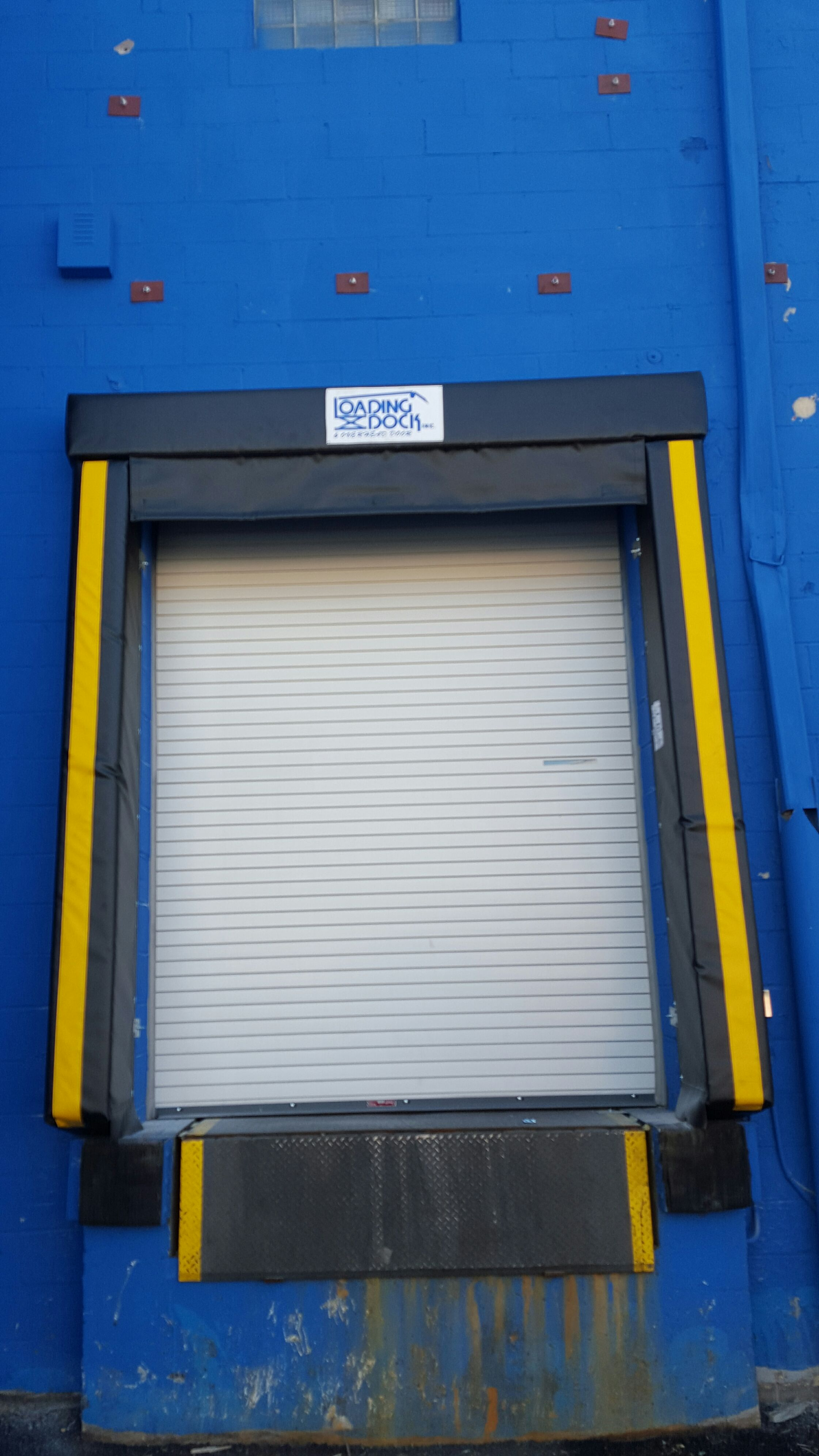 Dock Door Curtains