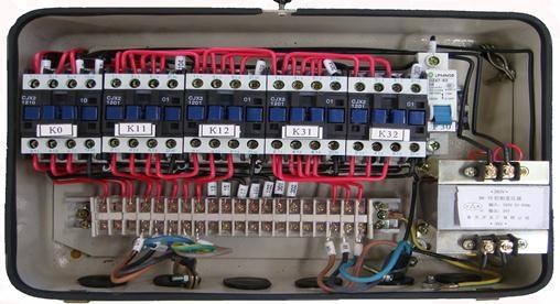 Threephase Motor Braking Circuit 1 Basiccircuit Circuit Diagram