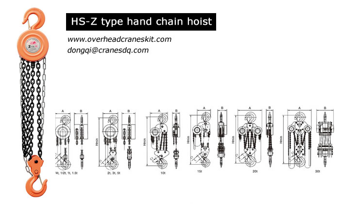 Chain hoist wiki: what is Manual Chain Hoist and what is