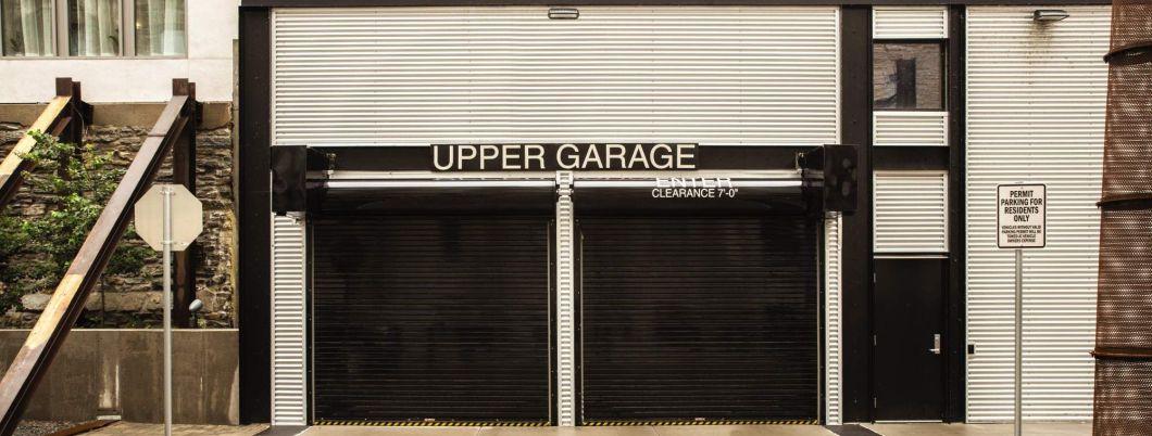 16 215 10 Insulated Garage Door Dandk Organizer