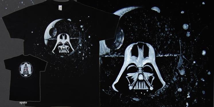 Darth Vader & Death Star T'shirt