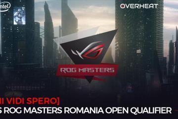 ASUS ROG Masters Romania Open Qualifier
