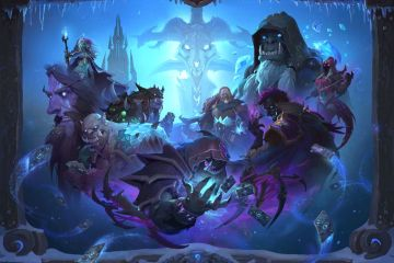 Knights of The Frozen Throne expansiune
