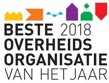 Longlist Verkiezing Beste Overheidsorganisatie van het Jaar 2018 bekend!