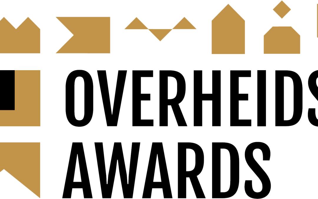 Overheidsawards   Nominatieperiode is geopend!   1 maart