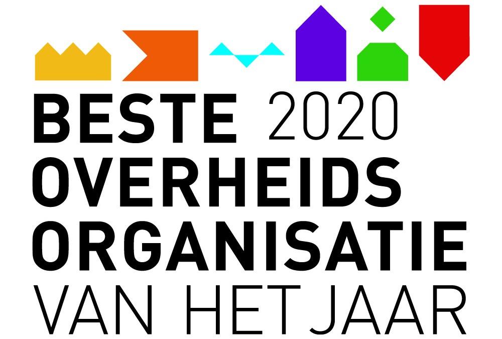 Verkiezing Beste Overheidsorganisatie van het Jaar 2020 | Longlist bekend | 18 augustus