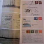 Zo zien enkele pagina's uit het boek eruit