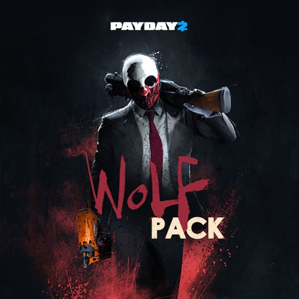 PAYDAY 2 Wolf Pack OVERKILL Software