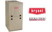 Bryant Evolution Series High Efficiency Gas Furnace ...