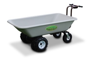 Overland Cart 9 cu ft Electric Powered Wagon