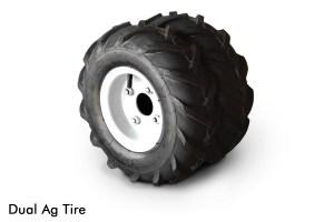 Dual Ag Tire