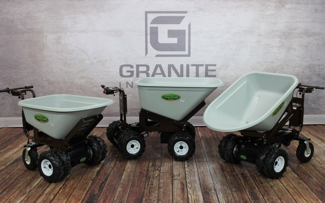Overland Carts Battery Upgrade and Price Increase