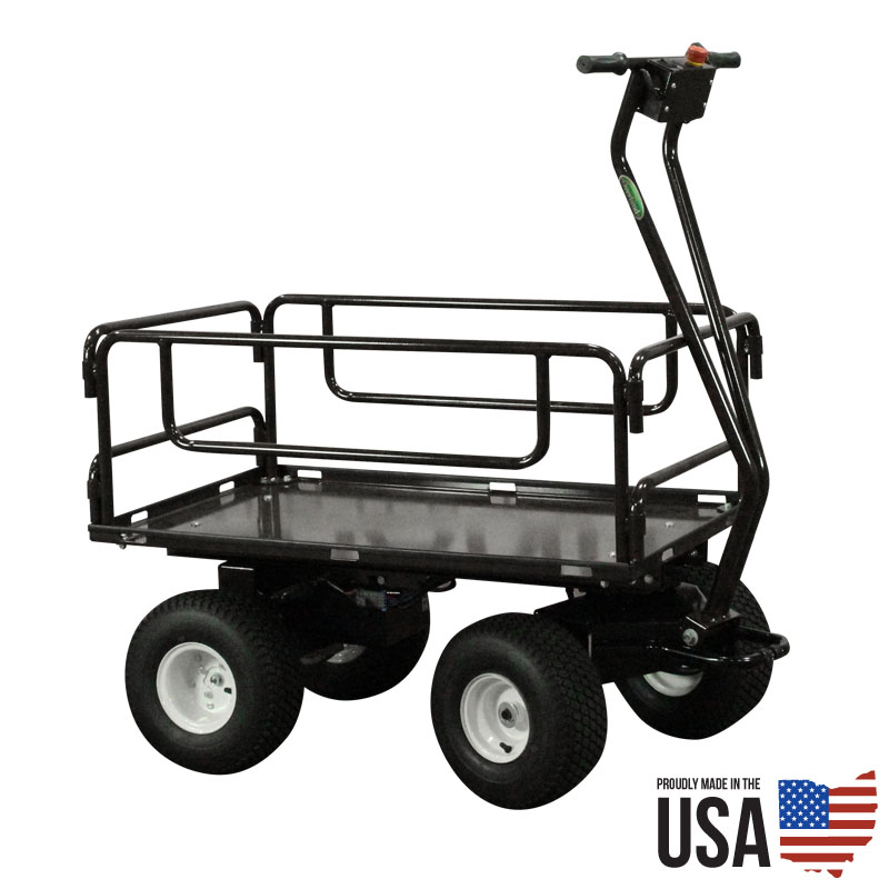 Electric Powered Utility Carts
