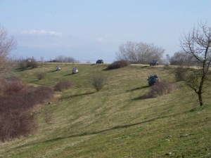 Greek Vitara Club Off-Road Excursion Kerkini Lake