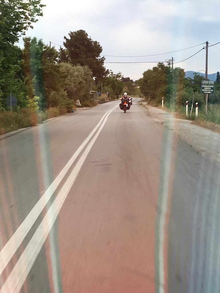 Jan De Meester - Zeeland to New-Zealand in a KTM 690