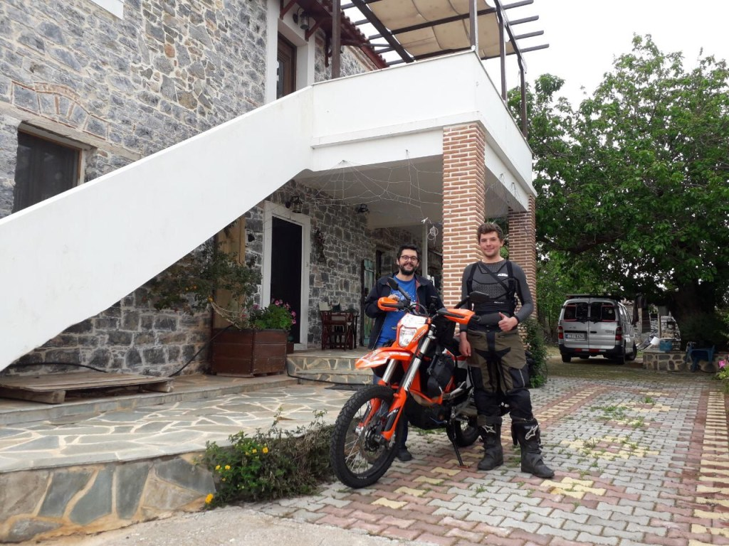 Jan De Meester - Zeeland to New-Zealand in a KTM 690