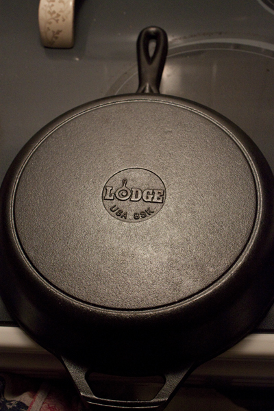 "10"" Lodge Skillets"