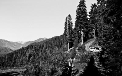 A Coast Mountain Trail