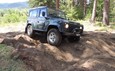 Part 1 – Importing a Land Rover Defender 90