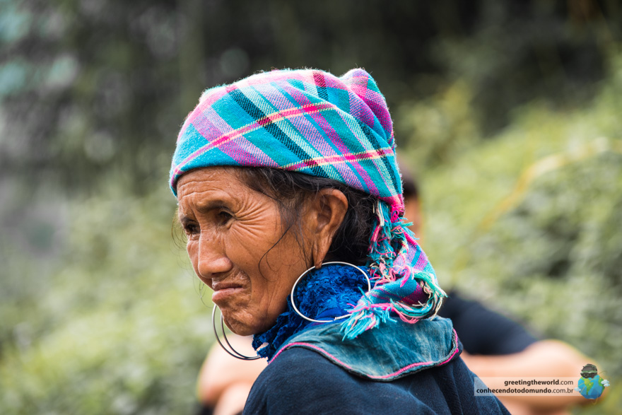 Sa Pa woman