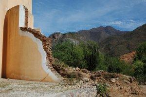Mission Satevo - wall