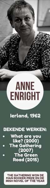 Schrijver Anne Enright