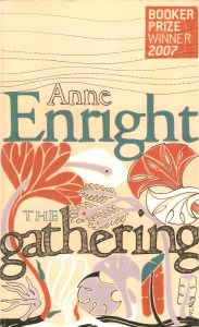 boekomslag The Gathering Anne Enright