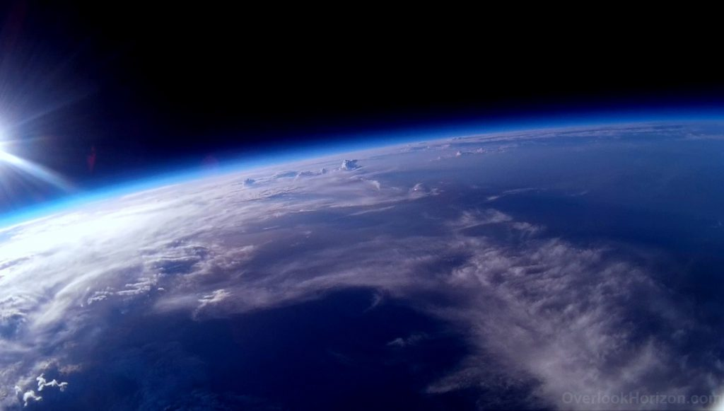 Overlook Horizon High Altitude Balloon