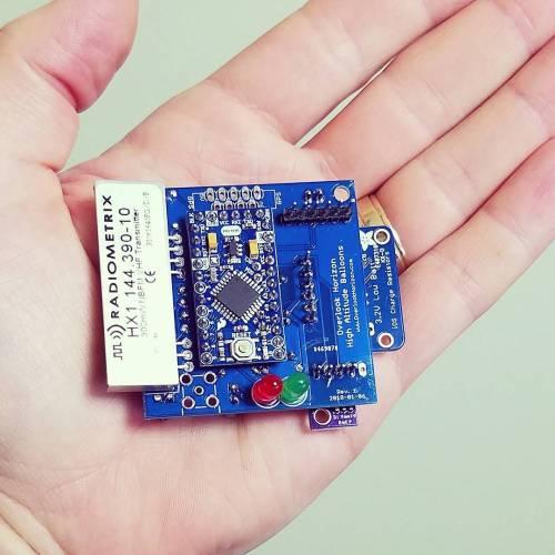 OLHZN Miniature Arduino Pro Mini Flight Computer