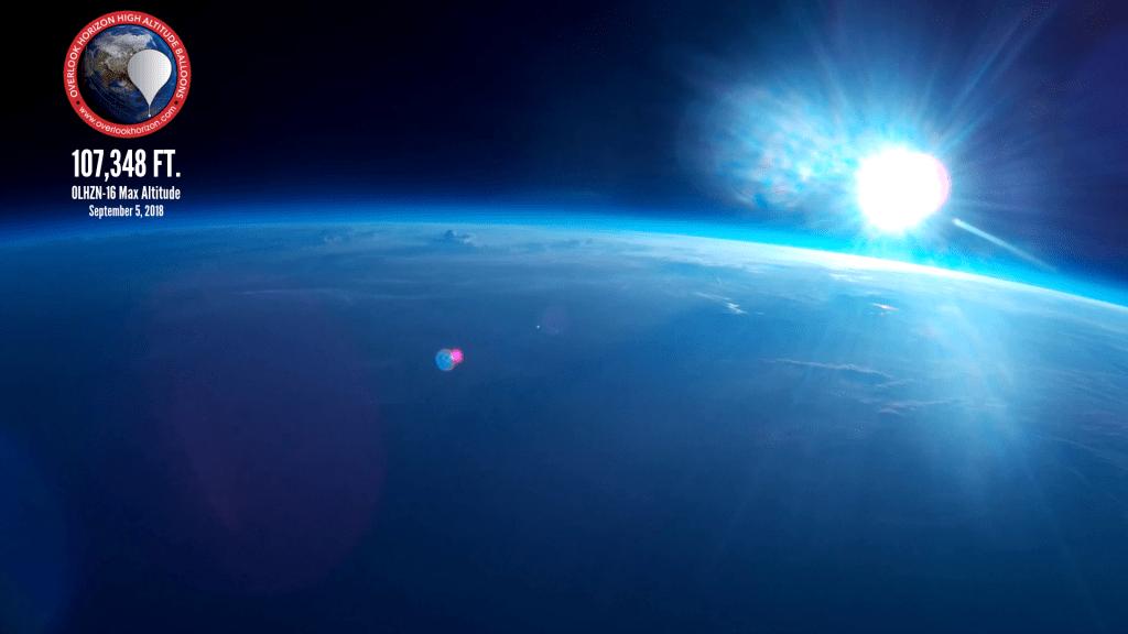OLHZN-16 Max Altitude