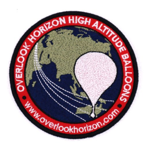 OLHZN Embroidered Mission Patch