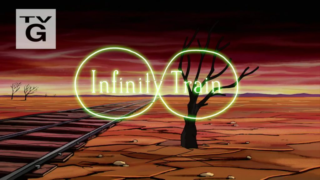 Image result for infinity train