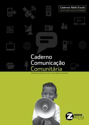 Capa Caderno de Com Comunitária