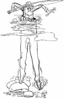 Cartoon Pictures Of Fishermen