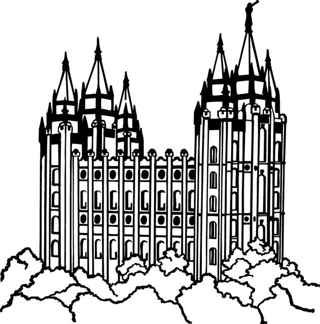 Mormon Clip Art