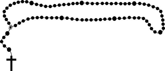 Rosary Clip Art