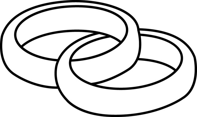 Marriage Clip Art