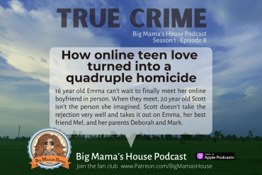Season 1: Episode 8 TRUE CRIME: How online teen love turned into a quadruple homicide