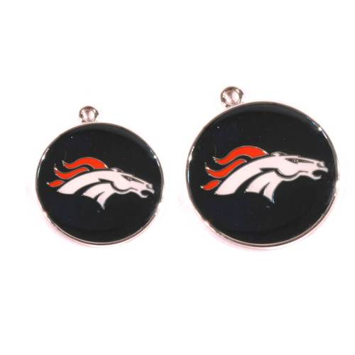 Denver Broncos Pet Tags