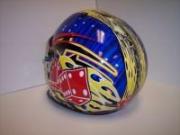 Overnight Wraps Motorsports Division Helmets, helmet wraps