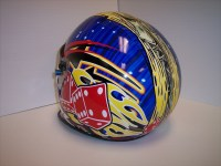 Overnight Wraps Motorsports Division Helmets, helmet wraps ...