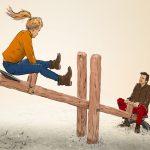 Balanceren in relaties