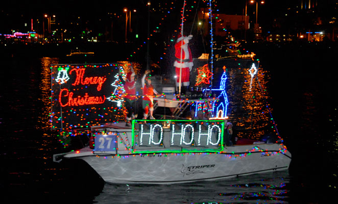 2015 San Diego Bay Parade of Lights