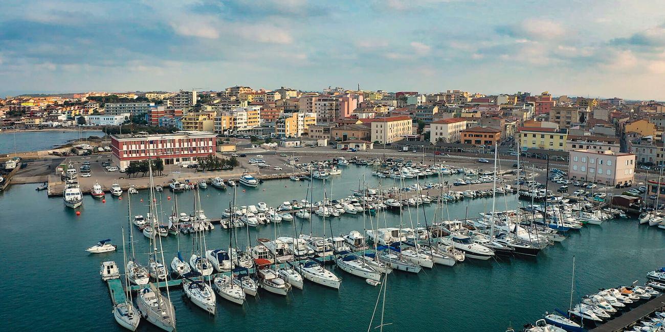 Ormeggio porto torres